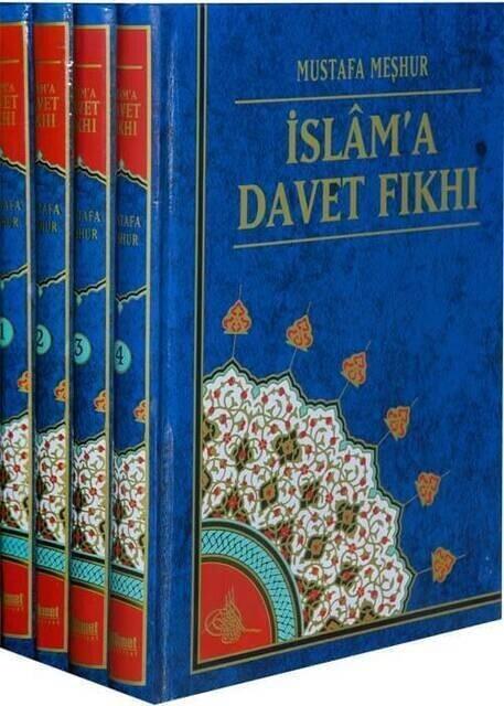 İslama Davet Fıkhı (4 Cilt) Mustafa Meşhur-1449