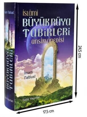 Seda Yayınları - İslami Büyük Rüya Tabirleri Ansiklopedisi-1580