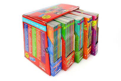 Islamic History for Children - Set of 100 Books-1138
