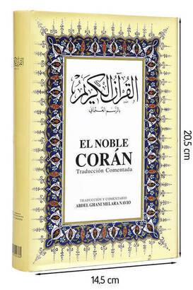 Çağrı Yayınları - İspanyolca Kur'an-ı Kerim-1288