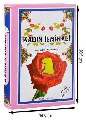 UYSAL YAYINEVİ - İZAHLI KADIN İLMİHALİ-1600
