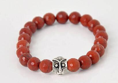 İhvan - Jasper Stone Bracelet with Facet