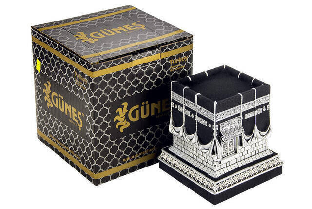Kaaba Trinket Silver Color Small