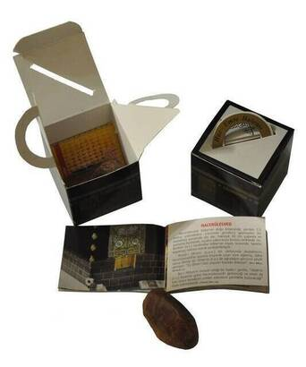İhvan - Kabeli 3'lü Hediyelik Set - 12'li Paket-1120