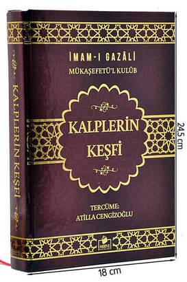 Merve Yayınevi - Kalplerin Keşfi - İmam-ı Gazali - Merve Yayınları-1520