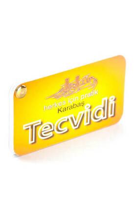 Karaca Yayınevi - Karabaş Tecviti Kartela-1111