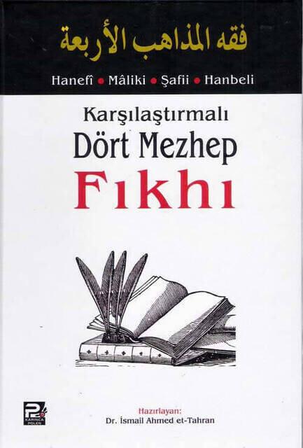 Karşılaştırmalı Dört Mezhep Fıkhı-1456