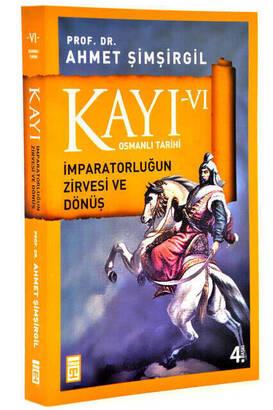 Kayı İmparatorluk Tarihi Seti 7 Kitap-1674