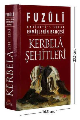 Huzur Yayınevi - Kerbelâ Şehitleri-1721