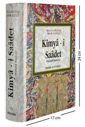 Bedir Yayınevi - Kimya-i Saadet - İmam Gazali-1550