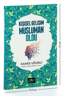 Akif Yayınları - Kişisel Gelişim Müslüman Oldu-1631