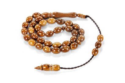 İhvan - Kuka Rosary - 33 pieces - 7 mm Beyzi