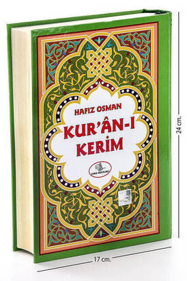 ESMA YAYINEVİ - Kur an - Arapçasız Sadece Türkçe Okunuşu - Orta Boy - Esma Yayınları