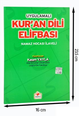 Merve Yayınevi - Kuran Dili Elif Bası-1656