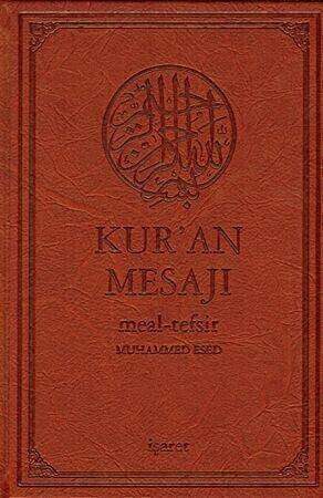 Kur'an Mesajı - Meal, Tefsir, Orta Boy-1414