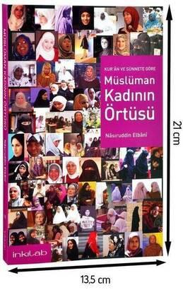 İnkilap Yayınları - Kur'an Ve Sünnete Göre Müslüman Kadının Örtüsü-1616