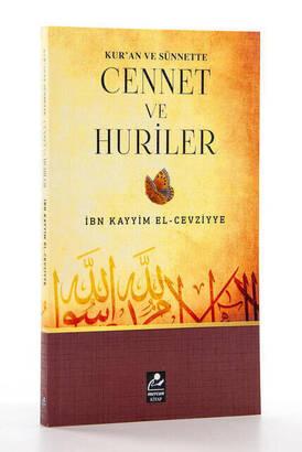 Mercan Kitap - Kur'an ve Sünnette Cennet ve Huriler - İbn Kayyım El-Cevziyye