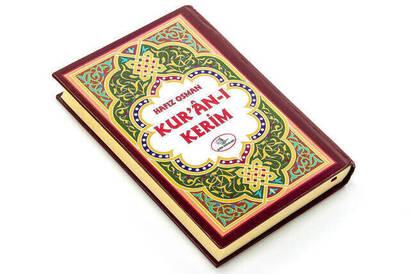 Kuranı Kerim - Arapçasız Sadece Türkçe Okunuşu - Şamua Kağıt - Orta Boy - Esma Yayınları