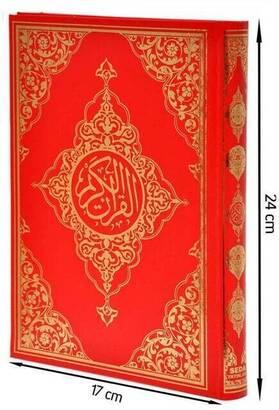 Kuranı Kerim - Sade Arapça - Rahle Boy - Seda Yayınevi - Bilgisayar Hatlı