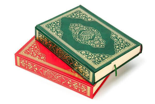 Kuran Karim - Plain Arabic - Hafiz Boy - Audio - Ayfa Publications - Computer-Lined