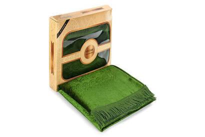 İhvan - Kutulu Seccade - Yeşil Renk