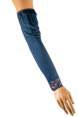 İhvan - Lace Prayer Arm Sleeve Navy Blue
