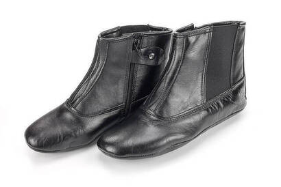 İhvan - Leather Mest - Thick Sole - Lined