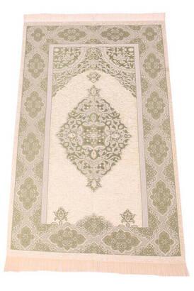 İhvan - Lüks Açık Renk Osmanlı Şönil - 0250 Yeşil