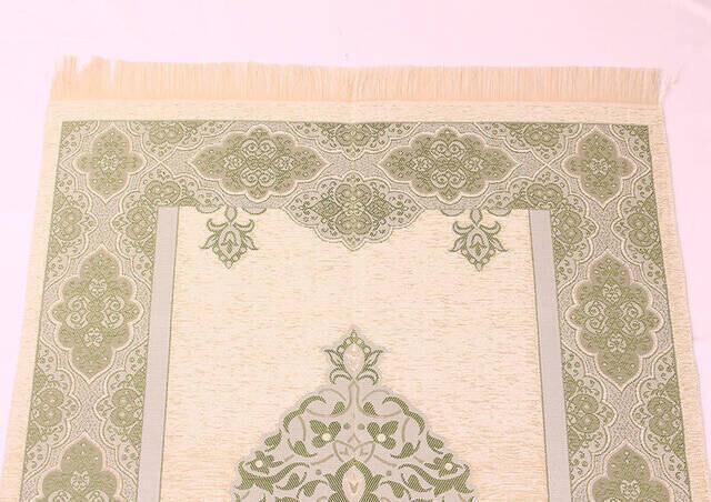 Lüks Açık Renk Osmanlı Şönil - 0250 Yeşil