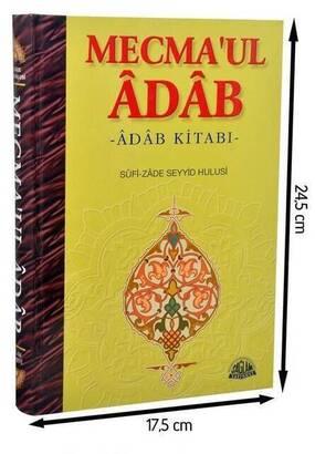 Mecmaul Âdâb - Adab Kitabı-1513