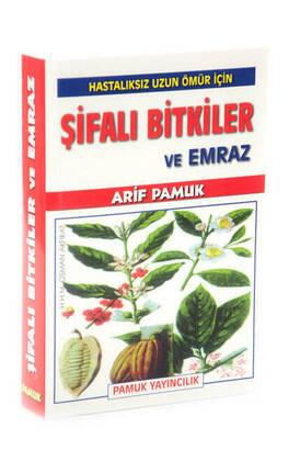 Pamuk Yayınevi - Medicinal Herbs and Emraz-1573