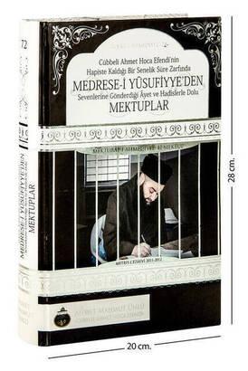Cübbeli Ahmet Hoca Yayıncılık - Medrese-i Yûsufiyye'den Mektuplar