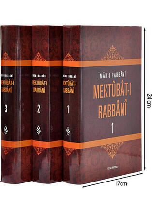 SEMERKAND - Mektubatı Rabbani Kitabı (3 Cilt) - Semerkand Yayınları-1524