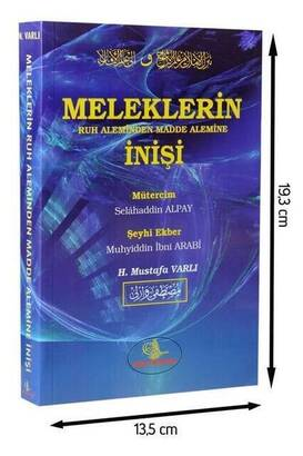 ESMA YAYINEVİ - Meleklerin Ruh Aleminden Madde Alemine İnişi-1257