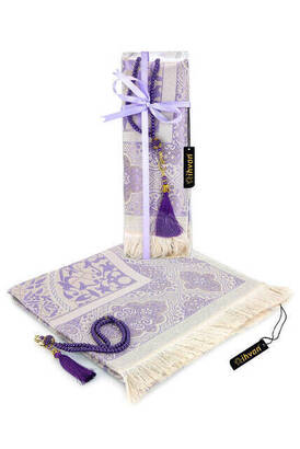 İhvan - Mevlut Gift - Seccade - Rosary - Boxed Set 4