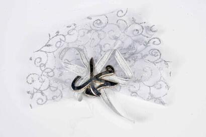 Muhammed Lafzı Lavanta Kokulu Magnet - Mevlidi Nebi Hediyelik - Gümüş Rengi - 1117