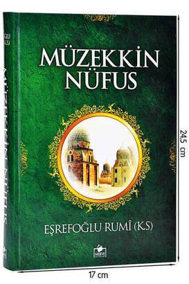 Merve Yayınevi - Müzekkin Nufus - Eşrefoğlu Rumi - Merve Yayınları-1518