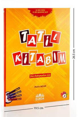 Süeda Basım - My Holiday Book - Religious Educational Book 1143