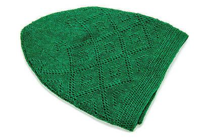 İhvan - Namaz Takkesi (12 Adet) Yeşil