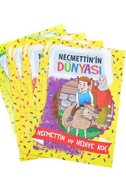 Necmettin's World 5 Magazine Set-1127