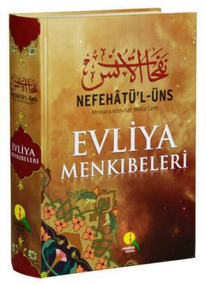 Medine Yayınları - Nefehatü'l-Üns Evliya Menkıbeleri (İthal Kağıt)-1719