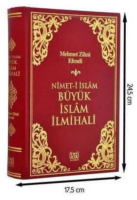 özgü yayınları - Nimet-i İslam Büyük İslam İlmihali - Özgü Yayınevi-1452