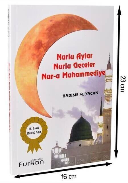 Nurlu Aylar Nurlu Geceler Nur-u Muhammediye-1198