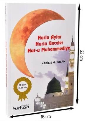 Furkan Neşriyat - Nurlu Aylar Nurlu Geceler Nur-u Muhammediye-1198