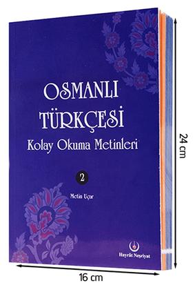 Hayrat Neşriyat - Osmanlı Türkçesi Kolay Okuma Metinleri-2- 1921