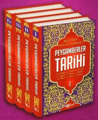 Ferah Yay. - Peygamberler Tarihi (4 Cilt) Ferah Yayınları-1677
