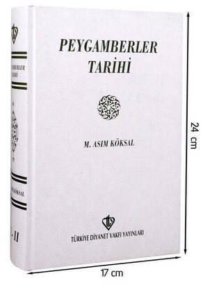 Diyanet İşleri Başkanlığı Yayınları - Peygamberler Tarihi (Diyanet Vakfı Yayınları)-1684