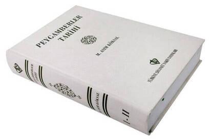 Peygamberler Tarihi (Diyanet Vakfı Yayınları)-1684