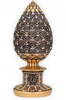 İhvan - Pine Cone Esmaül Hüsna Gold