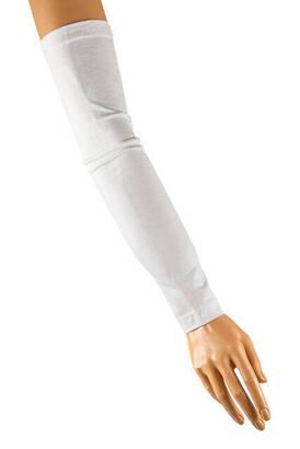 İhvan - Plain Prayer Arm Cover White